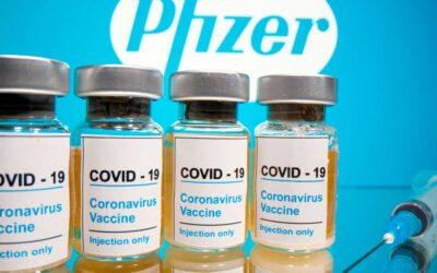 La vacuna de Pfizer es altamente eficaz
