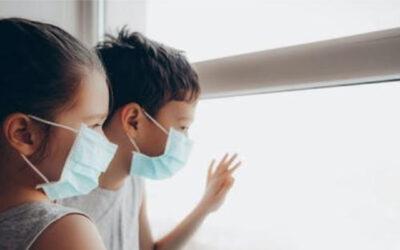 Descubren el factor clave de por qué los niños no tienen síntomas graves de Covid-19