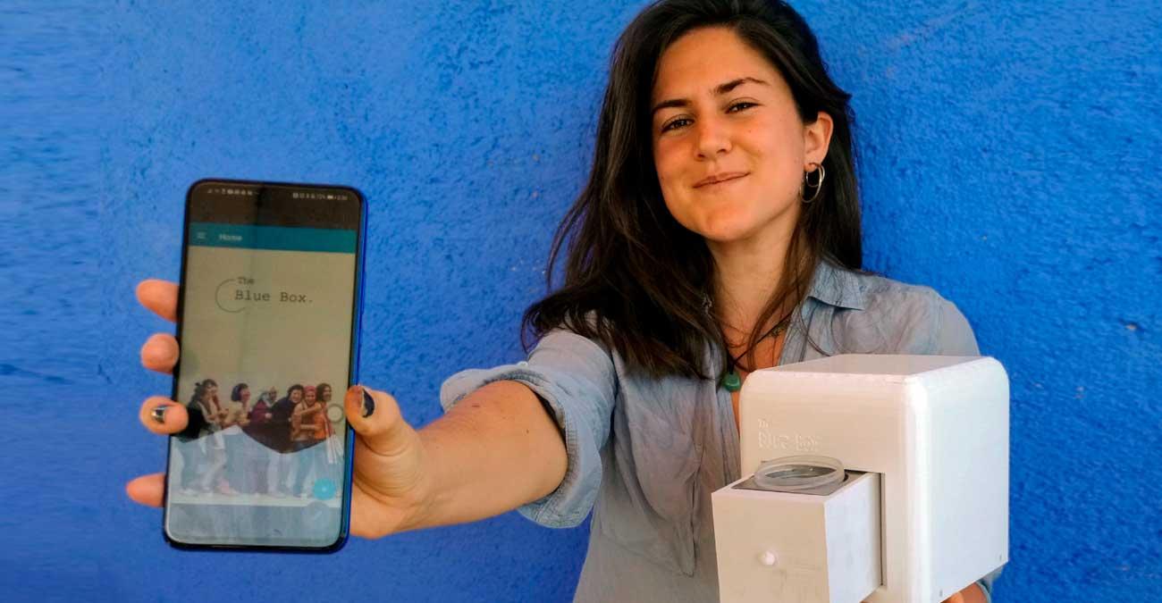 Joven española inventa un kit de pruebas caseras para el cáncer de mama