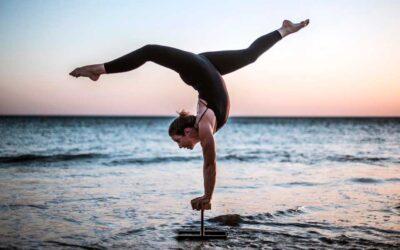 Practicar yoga para ser más feliz