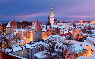 Tallin, la ciudad más digital del mundo