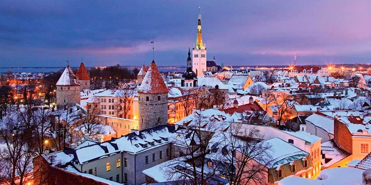 Tallin la ciudad más digital del mundo