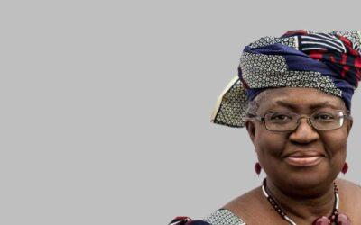 La nigeriana Ngozi Okonjo-Iweala se convierte en la primera mujer en dirigir la OMC