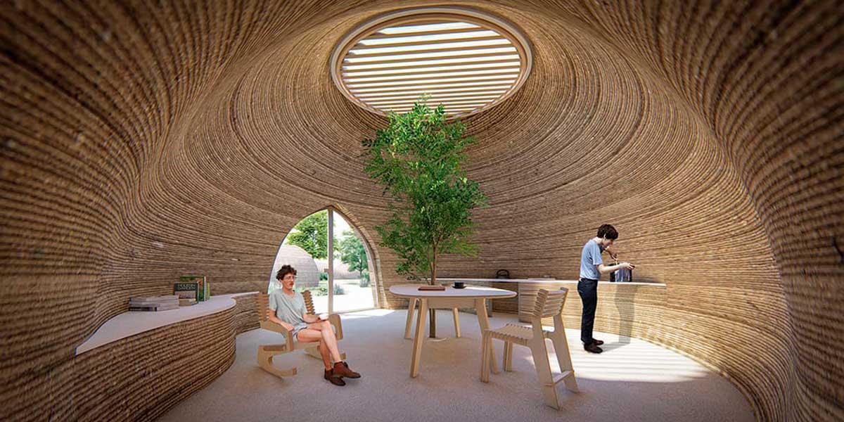 TECLA primeras casa impresas en 3D