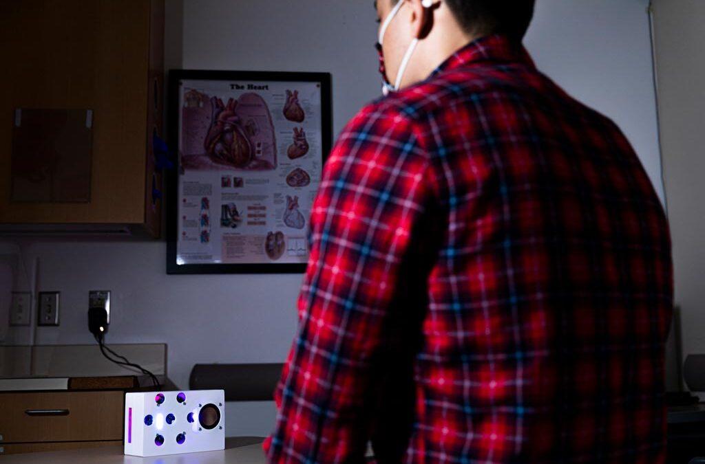 Detectar problemas cardíacos con un altavoz inteligente es posible