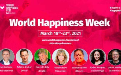La Semana Mundial de la Felicidad