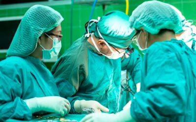 El primer trasplante pulmonar a través de donantes vivos