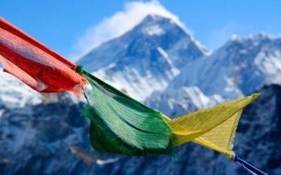 Iniciativa artística y ecológica en beneficio del Monte Everest