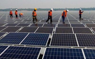 La mayor planta hidro-solar con 144.000 paneles será tailandesa