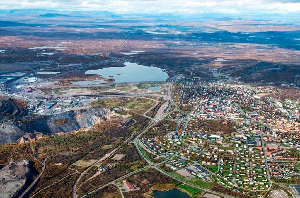 Kiruna, la ciudad que se muda para mantenerse a salvo