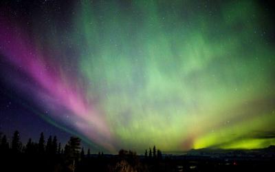 Investigadores revelan el origen de las auroras boreales