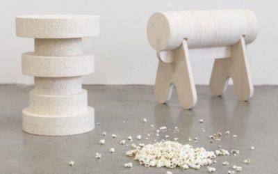 Desarrollan con éxito empaques ecológicos a base de palomitas de maíz