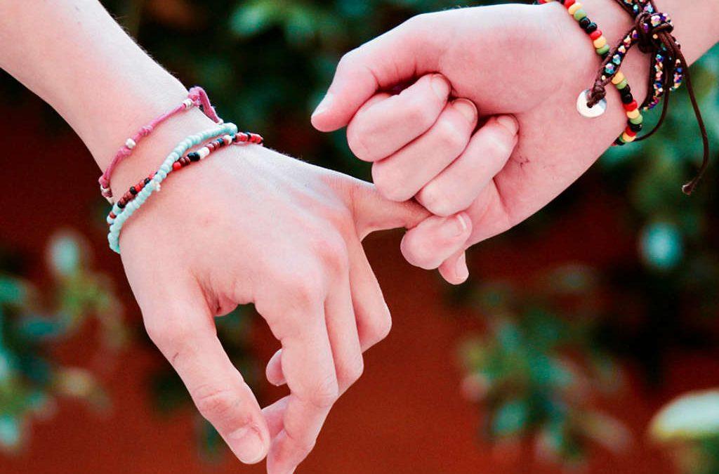 Celebra el Día Internacional de la Amistad