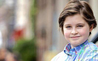 Laurent Simons, con 11 años, termina su carrera de física en nueve meses