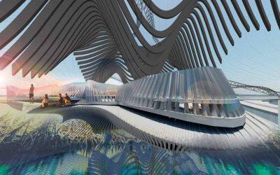 La basura del Océano Índico se usará para construir una isla artificial de lujo