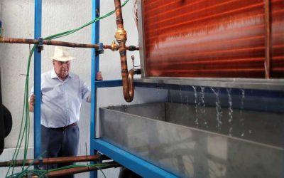 ¿Producir agua de la nada? Un inventor español lo consigue