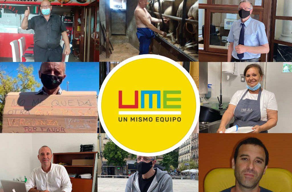 Un Mismo Equipo: el proyecto que ayuda a personas sin hogar a encontrar trabajo